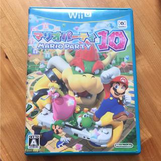Wii U - WiiU マリオパーティ10