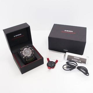 カシオ(CASIO)のCASIO G-SHOCK GPR-B1000-1BJR 極美品(腕時計(デジタル))