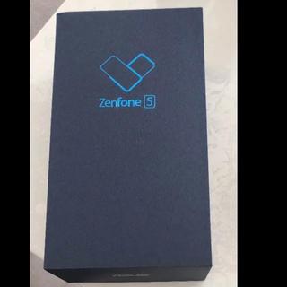 ASUS ZenFone5 ZE620KL ブラック 黒 未使用未開封品