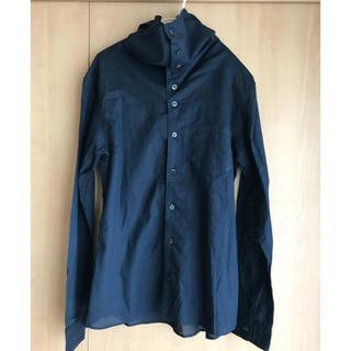 キャピタル(KAPITAL)のKAPITAL  二重ガーゼハイチンフードシャツ(シャツ/ブラウス(長袖/七分))