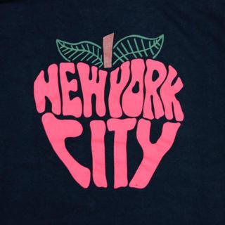 ザノースフェイス(THE NORTH FACE)のTHE NORTH FACE NYC 5TH AVENUE 限定 パーカー (パーカー)