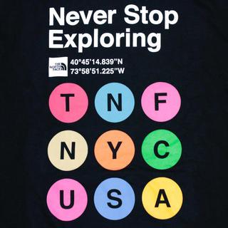 ザノースフェイス(THE NORTH FACE)のTHE NORTH FACE NYC 5TH AVENUE 限定 パーカー XL(パーカー)