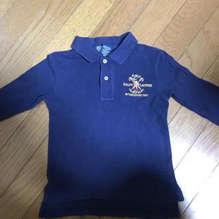 ポロラルフローレン(POLO RALPH LAUREN)のポロラルフローレンシャツ長袖(Tシャツ/カットソー)