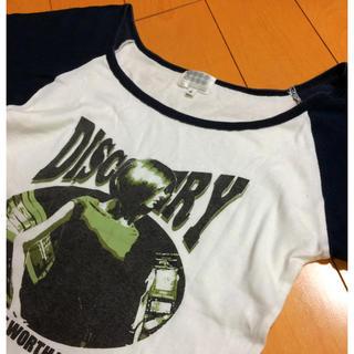 タケオキクチ(TAKEO KIKUCHI)のタケオキクチラグランコットンT(Tシャツ(半袖/袖なし))