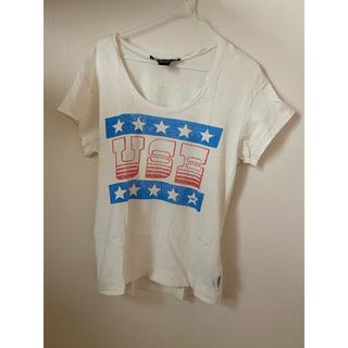 フィフティーファイブディーエスエル(55DSL)の55DSL カットTシャツ(Tシャツ(半袖/袖なし))