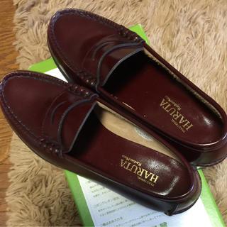 ハルタ(HARUTA)のHARUTA ローファー 新品(ローファー/革靴)