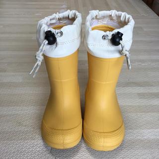 MUJI (無印良品) - 無印良品 長靴 15.0〜16.0