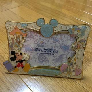 ディズニー(Disney)のディズニーバケーションパッケージ 写真立て(ノベルティグッズ)