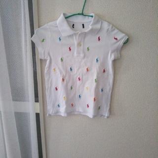 ポロラルフローレン(POLO RALPH LAUREN)のラルフローレン半袖ポロシャツ(Tシャツ/カットソー)