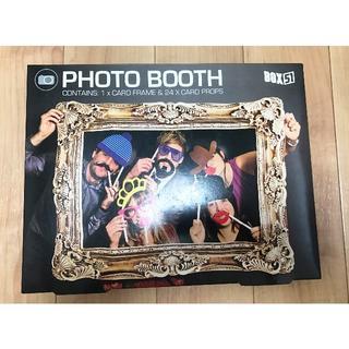 フォトプロップス Box 51 Photo Booth フォトブース インスタ (フォトプロップス)