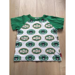 ダブルビー(DOUBLE.B)の☆ミキハウス☆ダブルB☆半袖Tシャツ☆100☆(Tシャツ/カットソー)