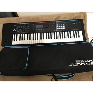 ローランド(Roland)のシンセサイザー Roland  JUNO DS61(キーボード/シンセサイザー)