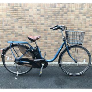 パナソニック(Panasonic)のジャンク修理要!パナソニック電動自転車viviDXSD26型3速7Ah(自転車本体)