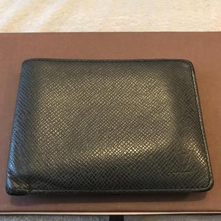ルイヴィトン(LOUIS VUITTON)の☆LOUIS VUITTON タイガ 二つ折り財布☆(折り財布)