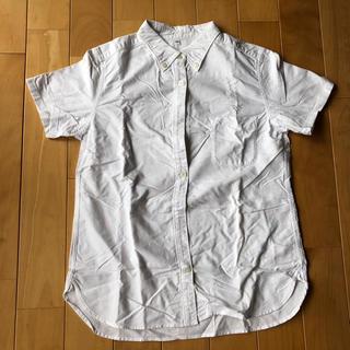 ムジルシリョウヒン(MUJI (無印良品))の無印良品 シャツ(シャツ/ブラウス(半袖/袖なし))