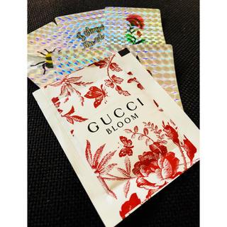 グッチ(Gucci)のGUCCI BLOOM グッチ ブルーム 非売品ノベルティーステッカー(ノベルティグッズ)