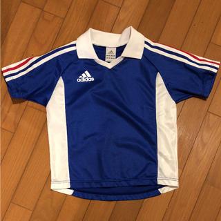 アディダス(adidas)のアディダス  サイズ130   襟付きシャツ(Tシャツ/カットソー)