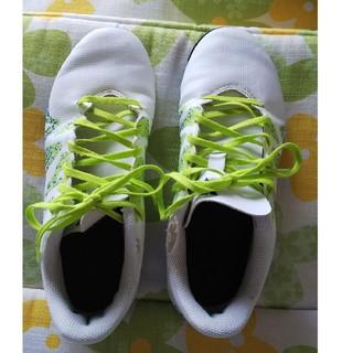 アディダス(adidas)のadidas X サッカースパイク 23cm ジュニア キッズ(シューズ)