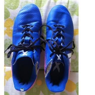 アディダス(adidas)のadidas X サッカー スパイク 23cm ジュニア キッズ(シューズ)
