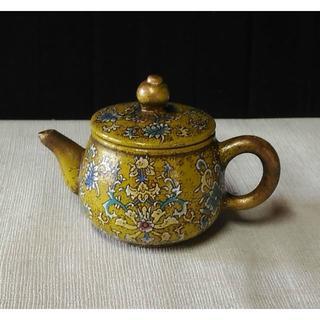 中国茶銚 急須 s291(陶芸)