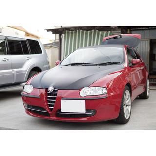 アルファロメオ(Alfa Romeo)のアルファロメオ147 2.0TSツインスパーク 値引き交渉実車確認可(車体)