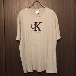 カルバンクライン(Calvin Klein)のカルバンクライン ck Tシャツ ビンテージ 90s(Tシャツ/カットソー(半袖/袖なし))