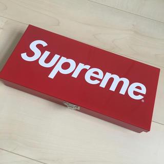シュプリーム(Supreme)のsupreme BOX(その他)