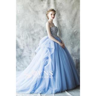 YNS ウェディングドレス カラードレス(ウェディングドレス)