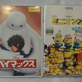 人気dvd レンタル落ち2本セット売り(アニメ)