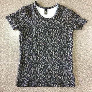 ロエン(Roen)のROEN 豹柄Tシャツ S(Tシャツ/カットソー(半袖/袖なし))