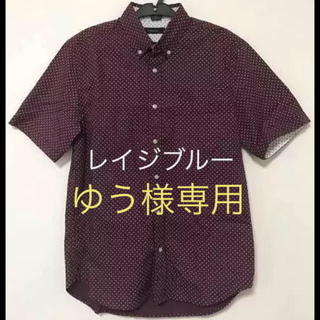 レイジブルー(RAGEBLUE)の半袖シャツ  メンズ  レイジブルー(Tシャツ/カットソー(半袖/袖なし))