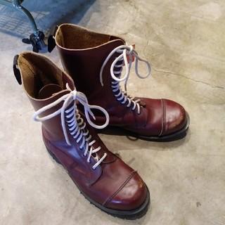 ゲッタグリップ(GETTA GRIP)のGetta Grip 14 Hole Long Boots 英国製(ブーツ)