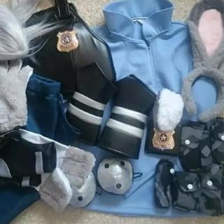 Disney - ズートピア仮装セット