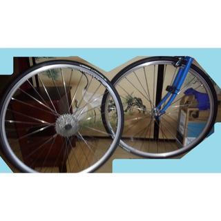 ロードバイク 700C ホイール ALEX R500  11-32tスプロケ付き(パーツ)