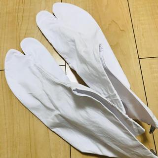 フクスケ(fukuske)の福助 白足袋 27cm(和装小物)