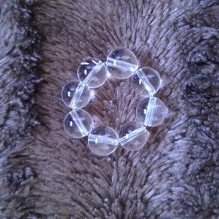 ヒマラヤ水晶の指念珠
