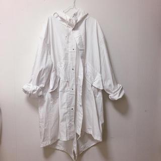 リメイク 白コート