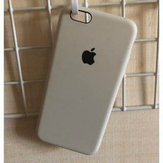 アップル(Apple)のApple iPhone6s用シリコンケース(iPhoneケース)
