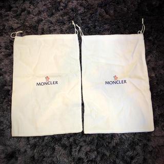 モンクレール(MONCLER)のモンクレール ショッパー(ショップ袋)