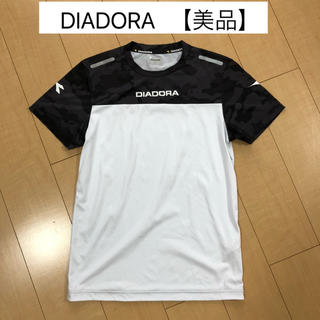 ディアドラ(DIADORA)の美品 DIADORA ディアドラ テニス メンズ ウェア シャツ カットソー(ウェア)
