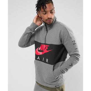 ナイキ(NIKE)の【Sサイズ】Nike ナイキAIR ジャケット グレー 希少(ジャージ)
