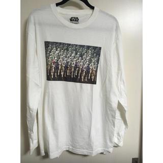 サイラス(SILAS)のSILAS スターウォーズ柄Tシャツ(Tシャツ(長袖/七分))