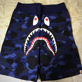 アベイシングエイプ(A BATHING APE)のa bathing ape shark pants ベイプ(ショートパンツ)