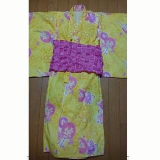 ユニクロ(UNIQLO)の浴衣130~(甚平/浴衣)