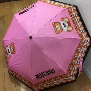 モスキーノ(MOSCHINO)の自動開閉 折りたたみ 傘 モスキーノ MOSCHINO(傘)