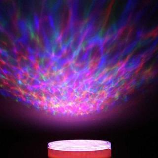【残り1点!】投影ランプ ナイトライト 海洋プロジェクター(天井照明)