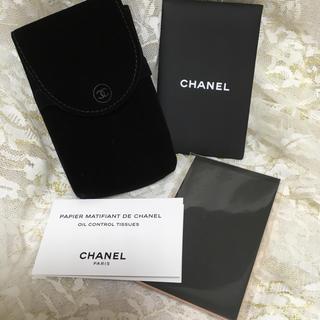 シャネル(CHANEL)のシャネル あぶらとり紙 未使用(その他)