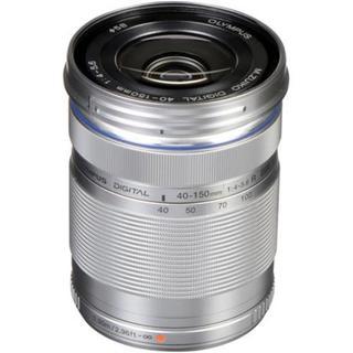 オリンパス(OLYMPUS)の♪新品未使用♪ OLYMPUS M.ZUIKO 40-150mm レンズ(レンズ(ズーム))