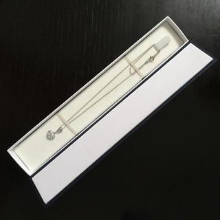 ジュエリーツツミ(JEWELRY TSUTSUMI)のジュエリーツツミ(jewelry TSUTSUMI)ハートネックレス シルバー(ネックレス)