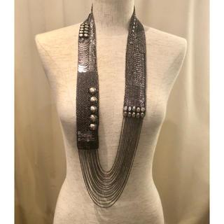 アッシュペーフランス(H.P.FRANCE)のFIONA PAXTON 美品 ネックレス(ネックレス)
